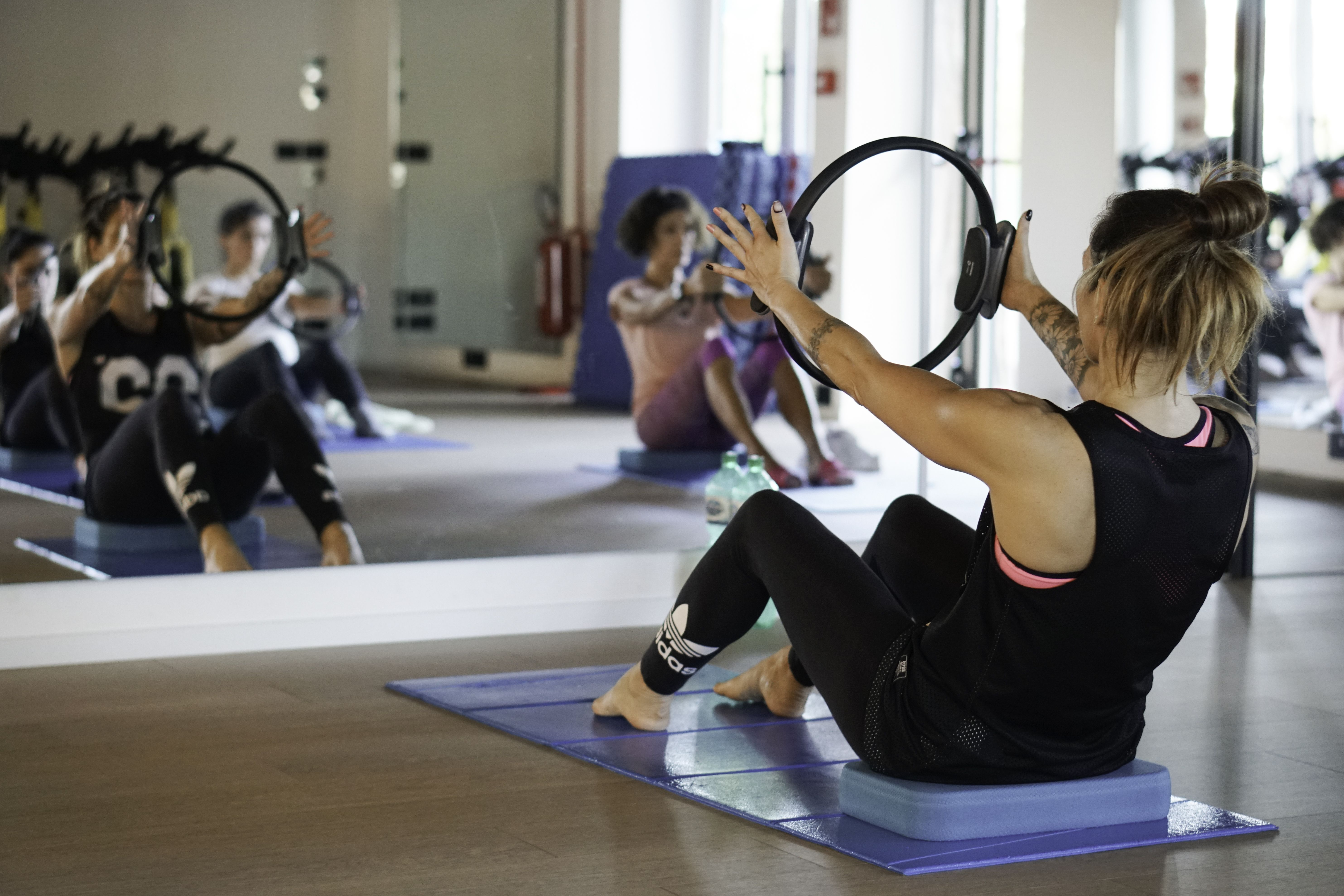 Pilates Fitness Gym Wellness Spa