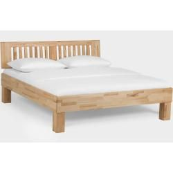 Photo of Dico, solid wood bed Avantgarde 395.00, 140×220 cm, 01 core beech oiled, Dico