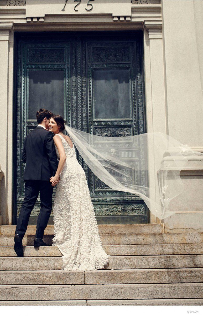 BHLDN Launches New York Wedding Shoot with Ava Smith