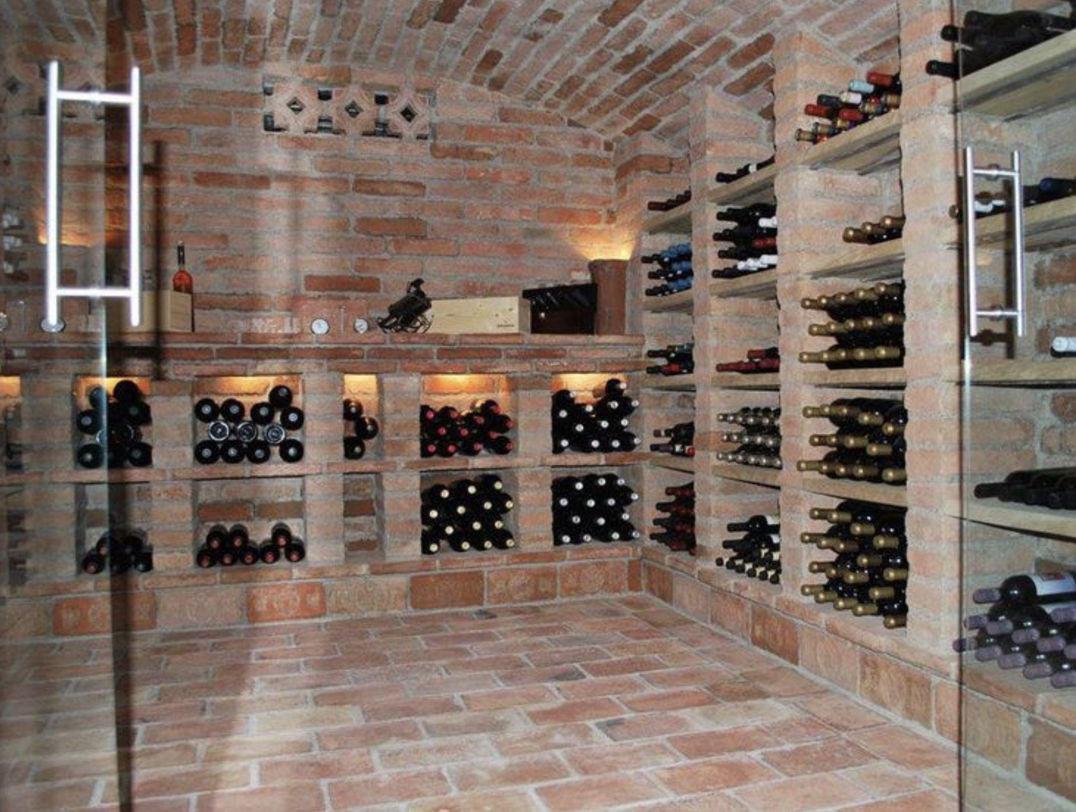 Pin By Hans Dewaele On Wine Cellar Home Wine Cellars Wine Cellar Design Wine Room