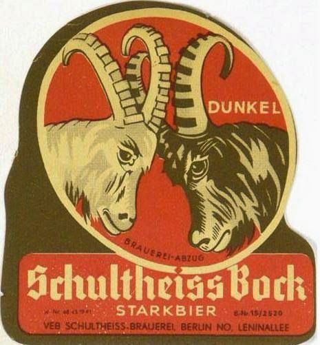 The origin of Bockbier