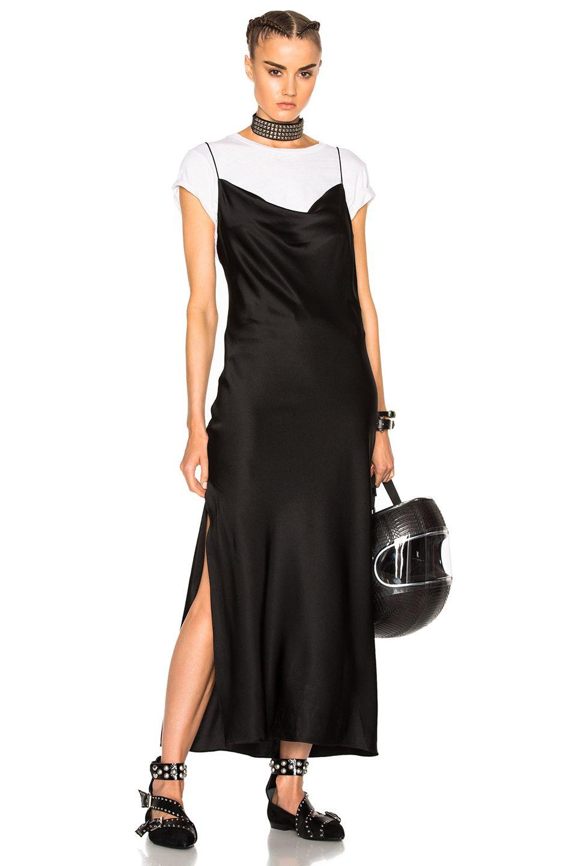 Image of lpa dress in black quero sair assim pinterest