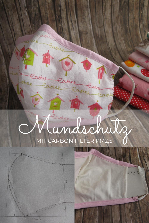 Mundschutz DIY – Masks
