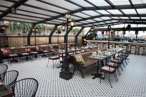 Top 10 Off The Beaten Path Rooftop Bars In Nyc Rooftop Bars Nyc Nyc Rooftop Rooftop Restaurant Design