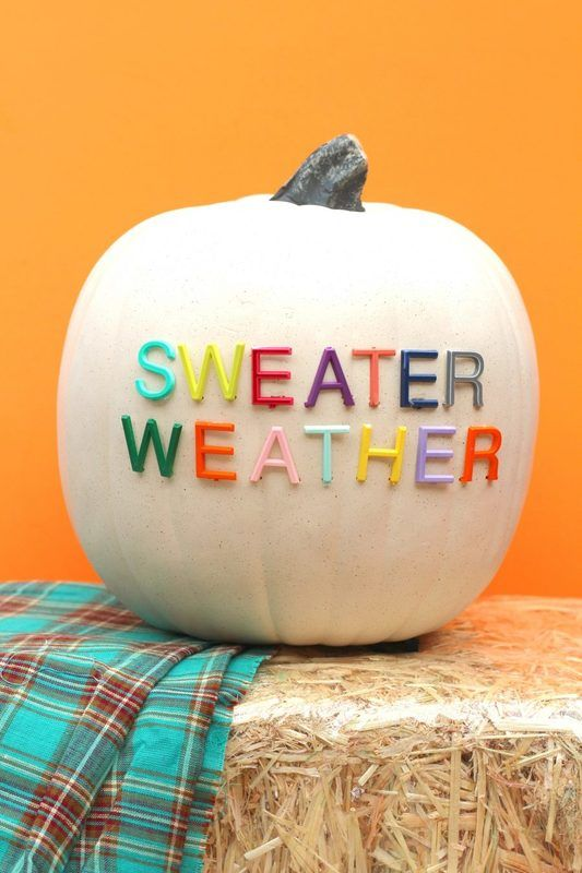 Letterboard Pumpkins and fall decorating ideas Glue guns, Guns and - halloween party centerpieces ideas