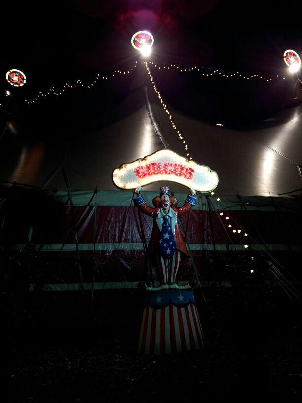 The Night Circus Night circus, Dark circus, Circus
