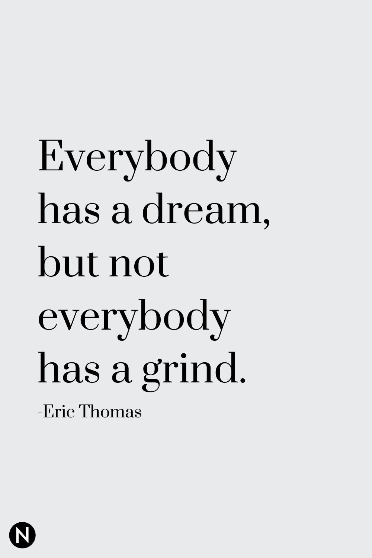 25 motivational Eric Thomas quotes - Next Level Gents