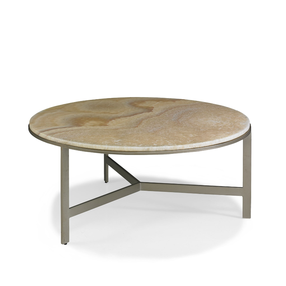 Grace Cocktail Table Coffee Table Hickory White Table [ 1000 x 1000 Pixel ]