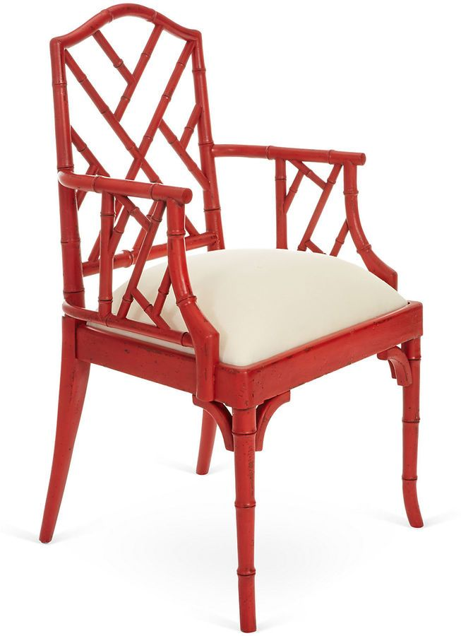 AA Importing Pippa Armchair, Red