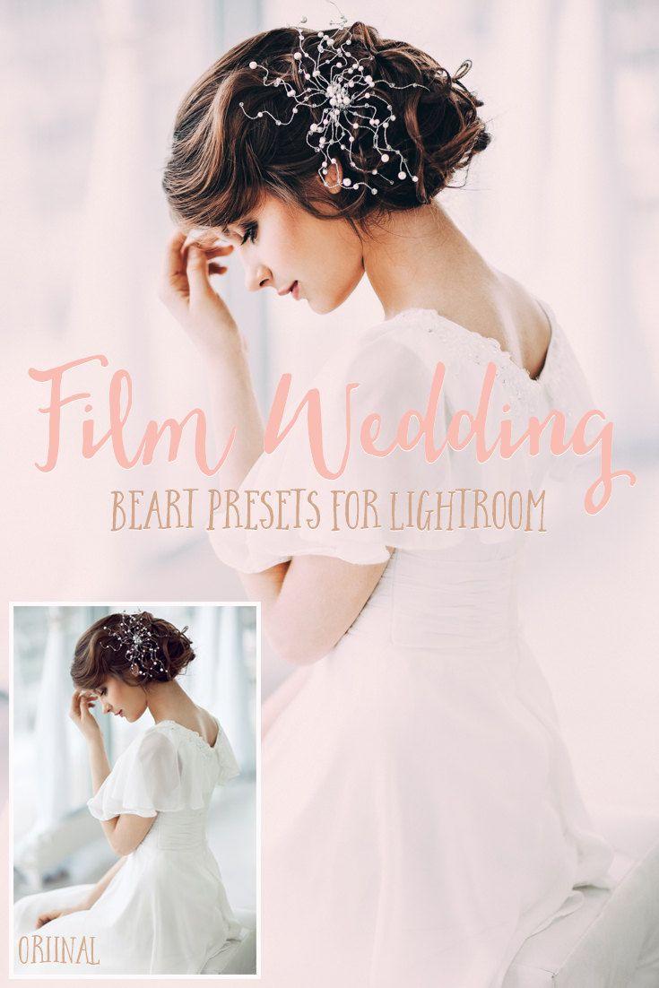Film Wedding Lightroom Presets Wedding film presets for