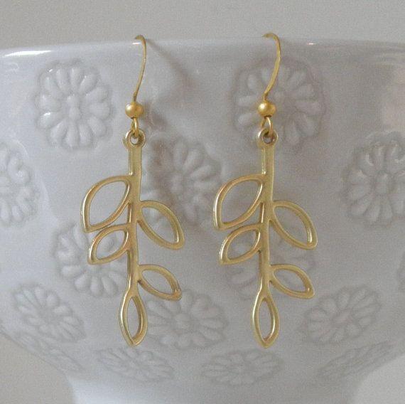 Jade Earrings - Laura June Designs