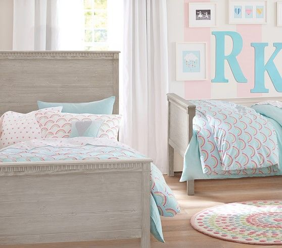 Rory Bed Pottery Barn Kids Twin Girl Bedrooms Bed Girls Bedroom