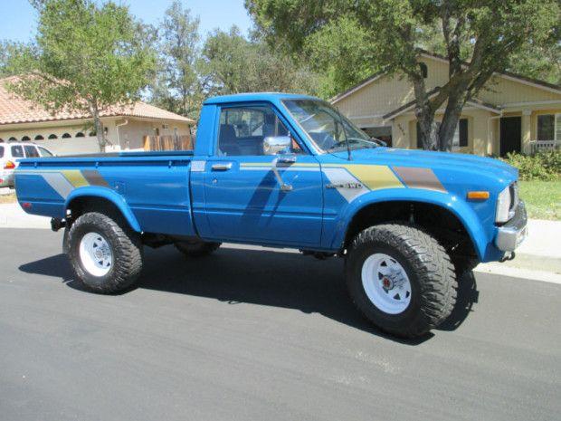 1981 toyota sr5 4x4