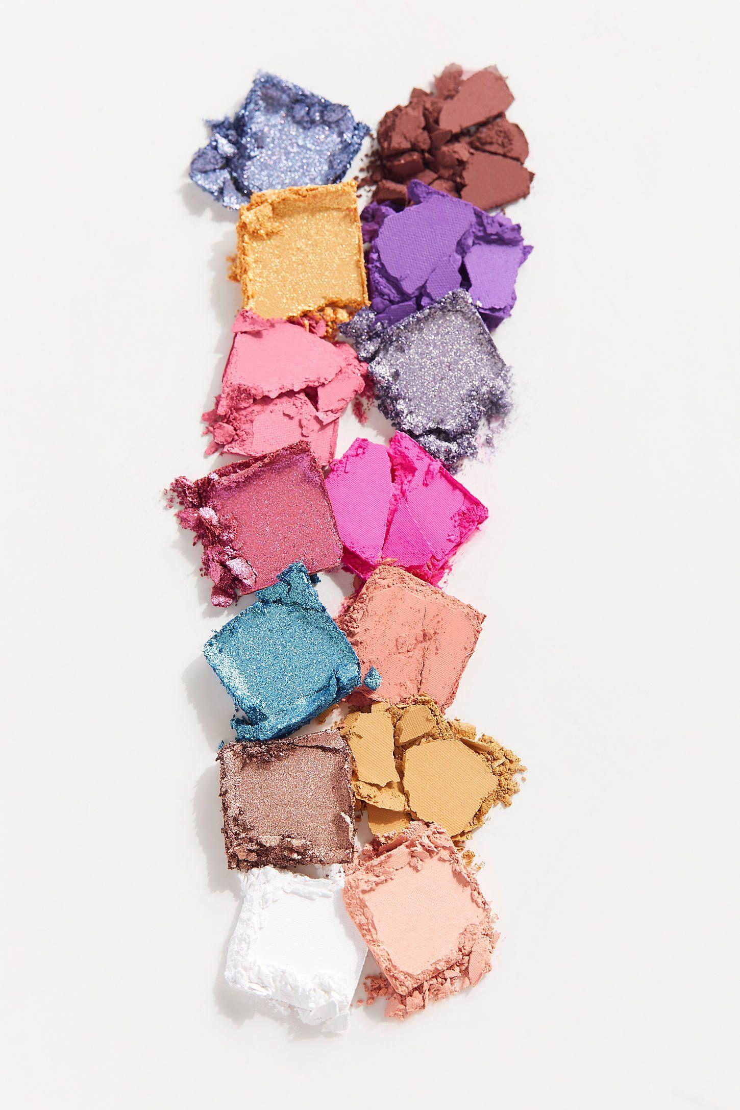 blueeyeshadow eyeshadowpalette pigmentpowder
