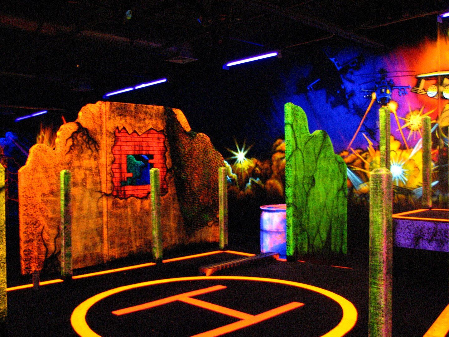 Light Sd Laser Tag Milwaukee 5 For 25 Fun Things To Do Pinterest Es