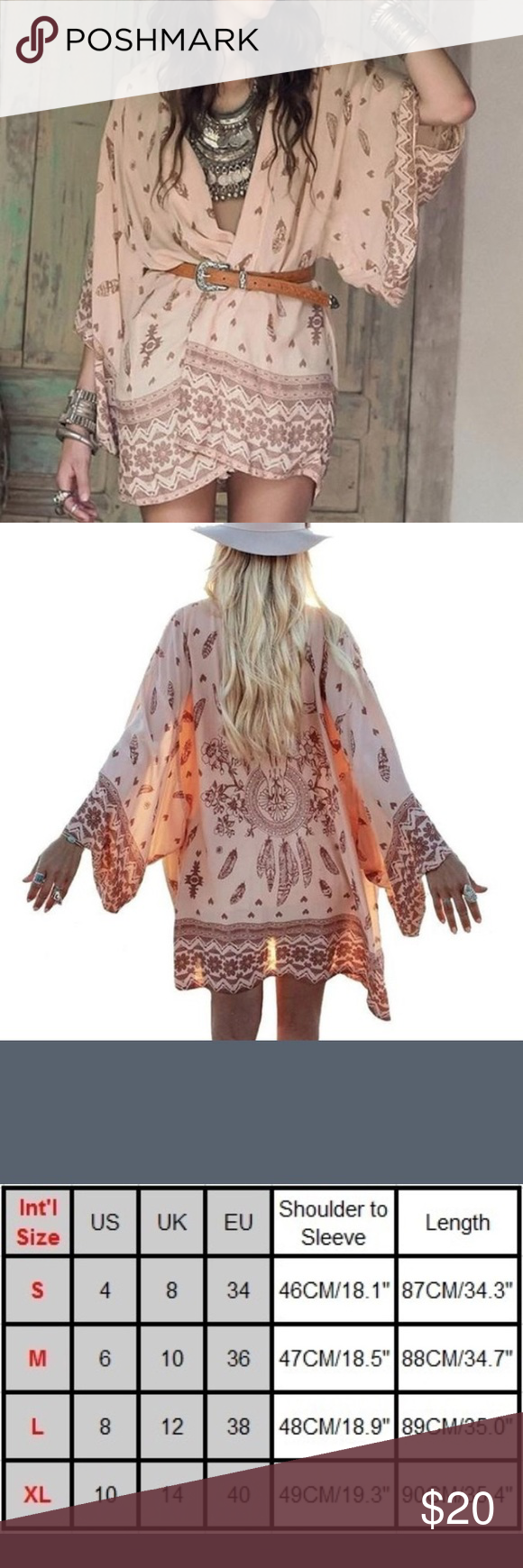 Gorgeous lightweight cardigan Super thin and lightweight, perfect for summer. Throw it over a crop top and shorts or your favorite dress Sweaters Cardigans