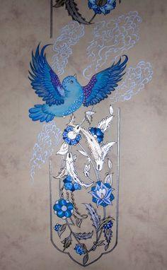 Roya Delnava Google Search Islamic Art Turkish Art Miniature Art