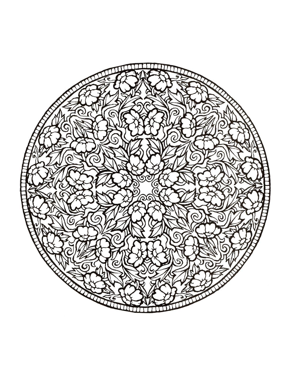 Mystical Mandala Coloring Book Mandala Kleurplaten Kleurplaten Kleurboek