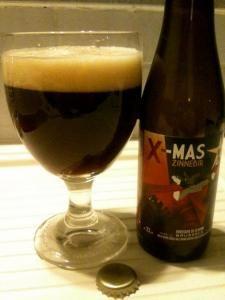 X-Mas Zinnebir (Brasserie de la Senne)