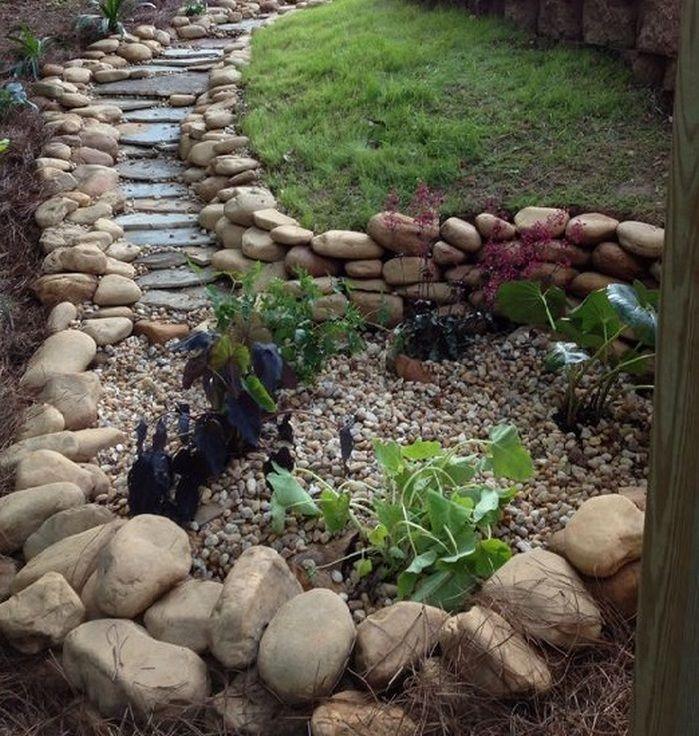 Rain Garden Design Landscaping Front Yards_4