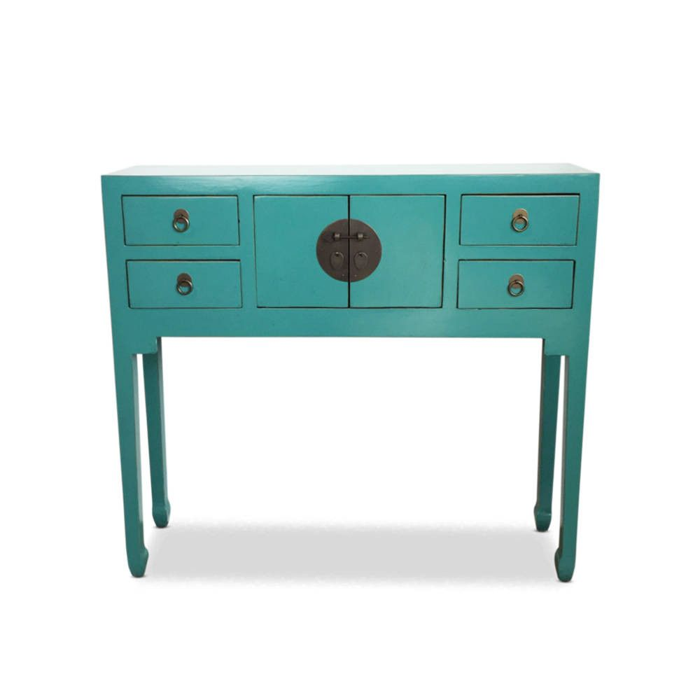 Chinese console table tiffany blue homeware furniture browse through our selection of antique chinese reproduction buffet table cabinet consoles and many more also available other fine furniture geotapseo Gallery