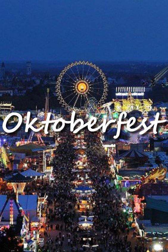 Travel Talk Tours Adli Kullanicinin Oktoberfest Panosundaki Pin