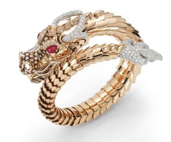 roberto coin snake necklace