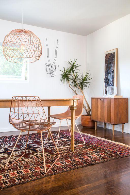 Schöne Wohnideen In Kupfer Farbe: Wohnzimmer Einrichten!