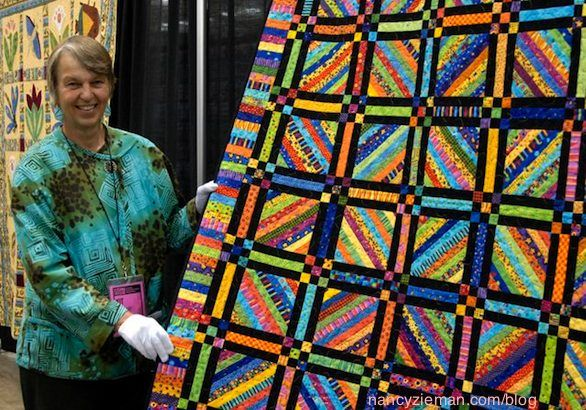 Youre Invited To Quilt Expo In Madison Wi Nancy Zieman September