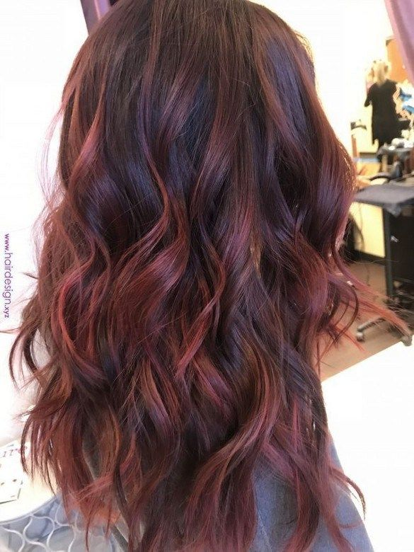 30 Red Hair Color Ideas In 2019 2020 With Images Red Highlights In Brown Hair Brown Hair With Highlights Red Brown Hair