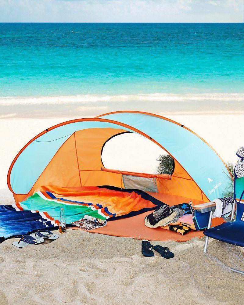 Tommy Bahama Beach Cabana Tent Sun Shelter Shade