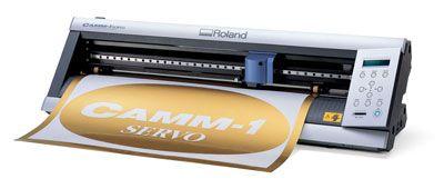 Roland GX-24 CAMM-1 Vinyl Cutter + CutStudio Software