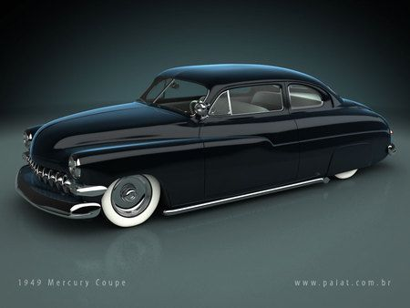 1949 Mercury Coupe Other Wallpaper Id 560575 Desktop Nexus Cars Custom Cars Paint Hot Rods Cars Muscle Fantasy Cars