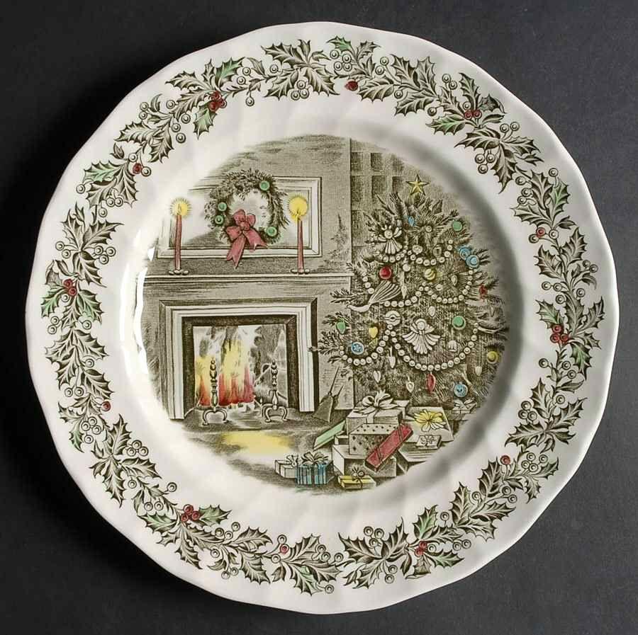 Johnson Brothers Holiday Dinnerware | Kitchenware | Pinterest ...