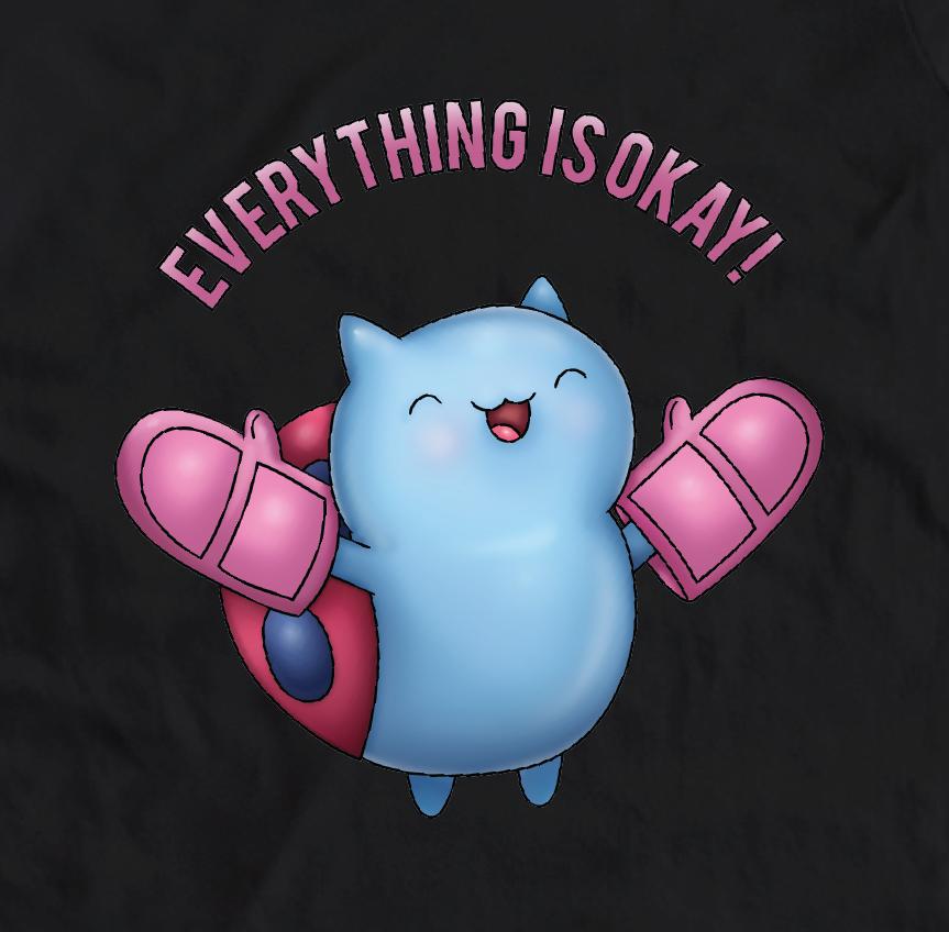 Catbug - Everything Is Okay! He's too cute. I want a catbug. Please?