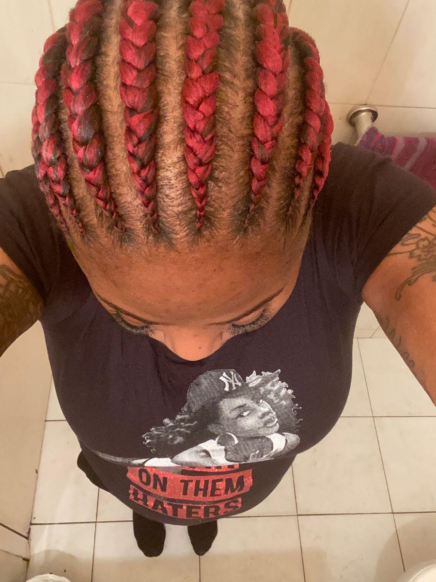 Straight Backs African Braids Hairstyles Baddie Hairstyles Hair Styles