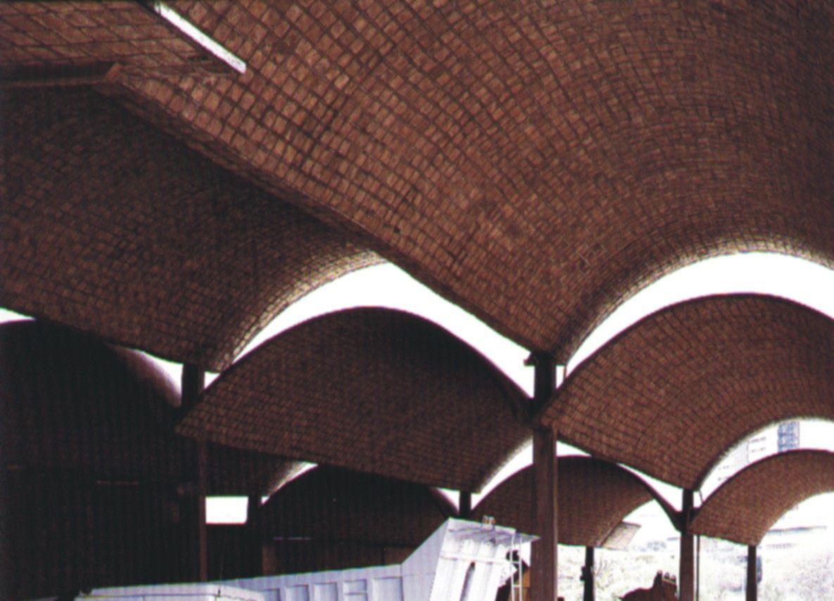 Eladio Dieste Plantage Arquitectura De Ladrillo Ladrillo Y Piedra Arquitectura Increible