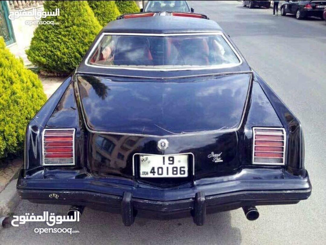 بونتياك جراند بريكس 1976 للبيع للتفاصيل اتصلوا على الرقم 0786195851 للمزيد من الإعلانات والعروض المميزة تصفحوا الموقع أو حم لوا التطبيق الرابط ف Vehicles Car