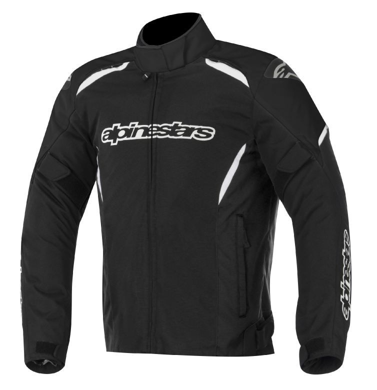 Alpinestars Gunner Ce Protectors On Elbows And Shoulders Chest And Back Protector Compartments With Pe Comfort Padding Ce Ce Jackets Alpinestars Motorcycle
