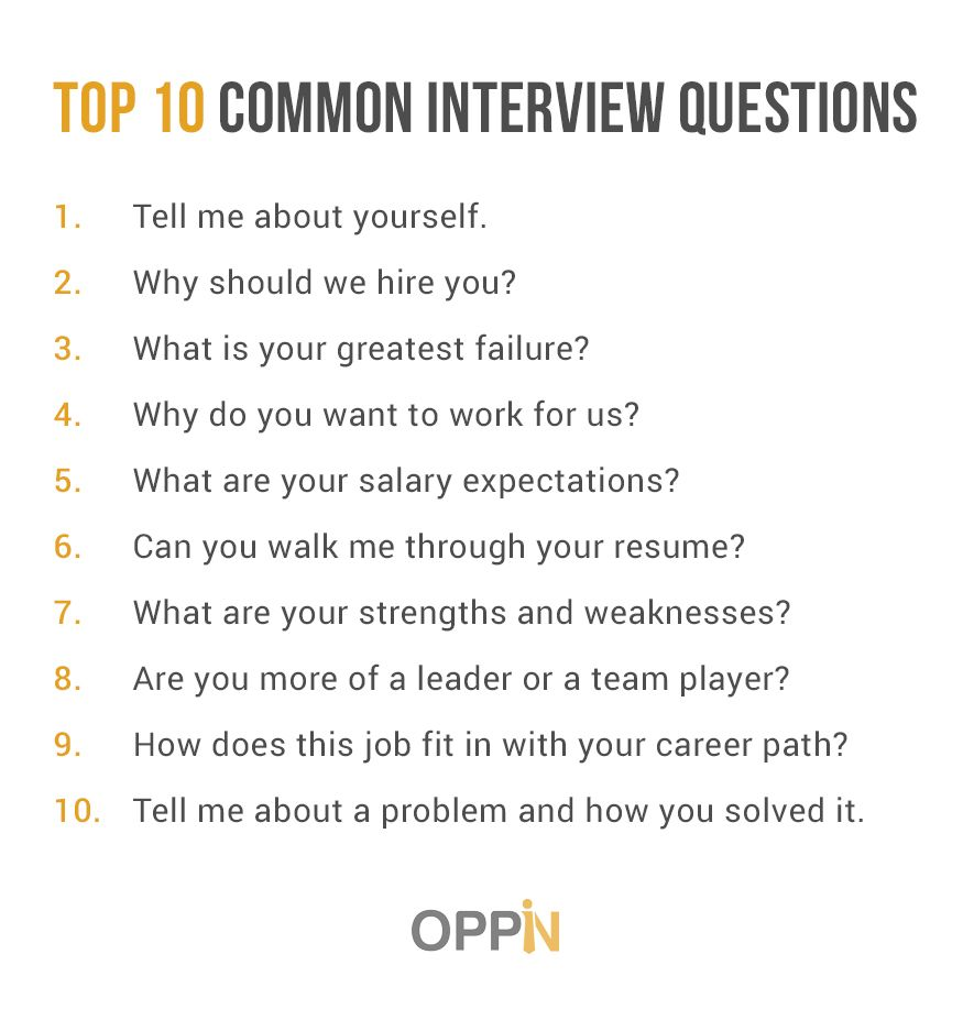 Find This Pin And More On I ♥ Work Stuff By Alonna4185.  Common Interview Questions