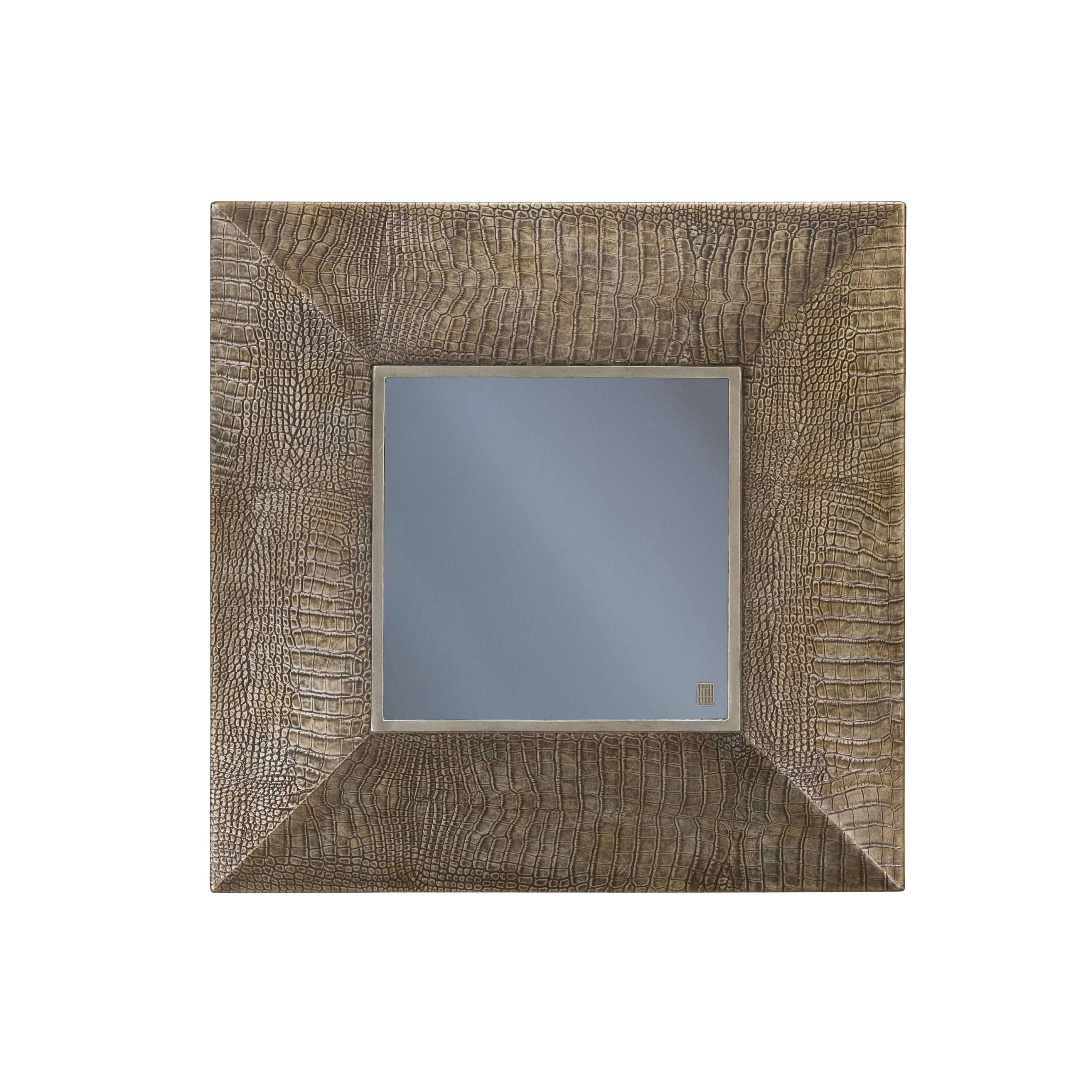 Adriana Hoyos Signature Square Small #Mirror #home #accessories #luxury  #contemporary #furniture