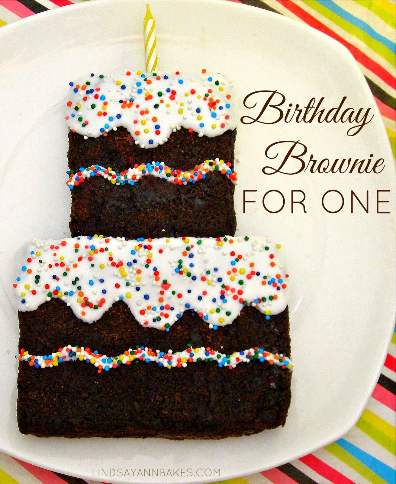 36++ Brownie birthday cake recipe trends