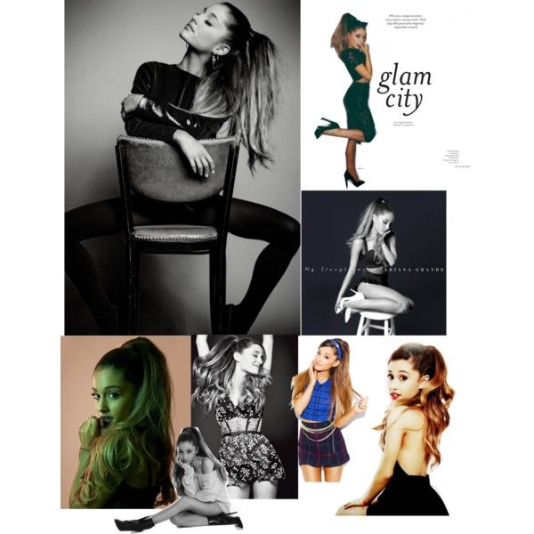 Look what I made on polyvore. Ariana grande