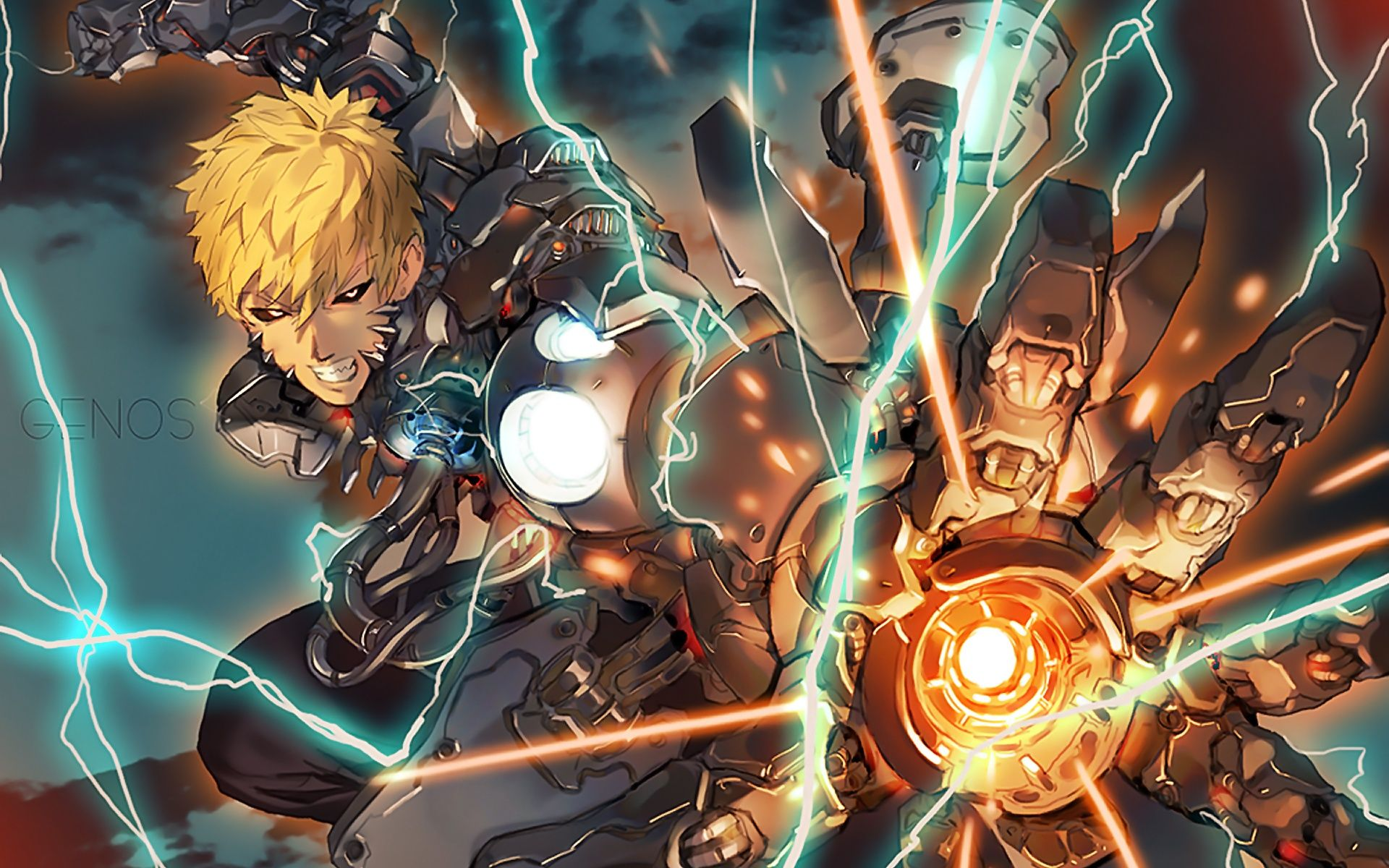 266 One Punch Man Hd Wallpapers Backgrounds Wallpaper