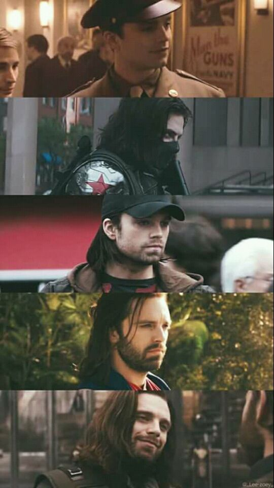 Winter is Coming  | Bucky | Marvel, Winter soldier bucky, Marvel