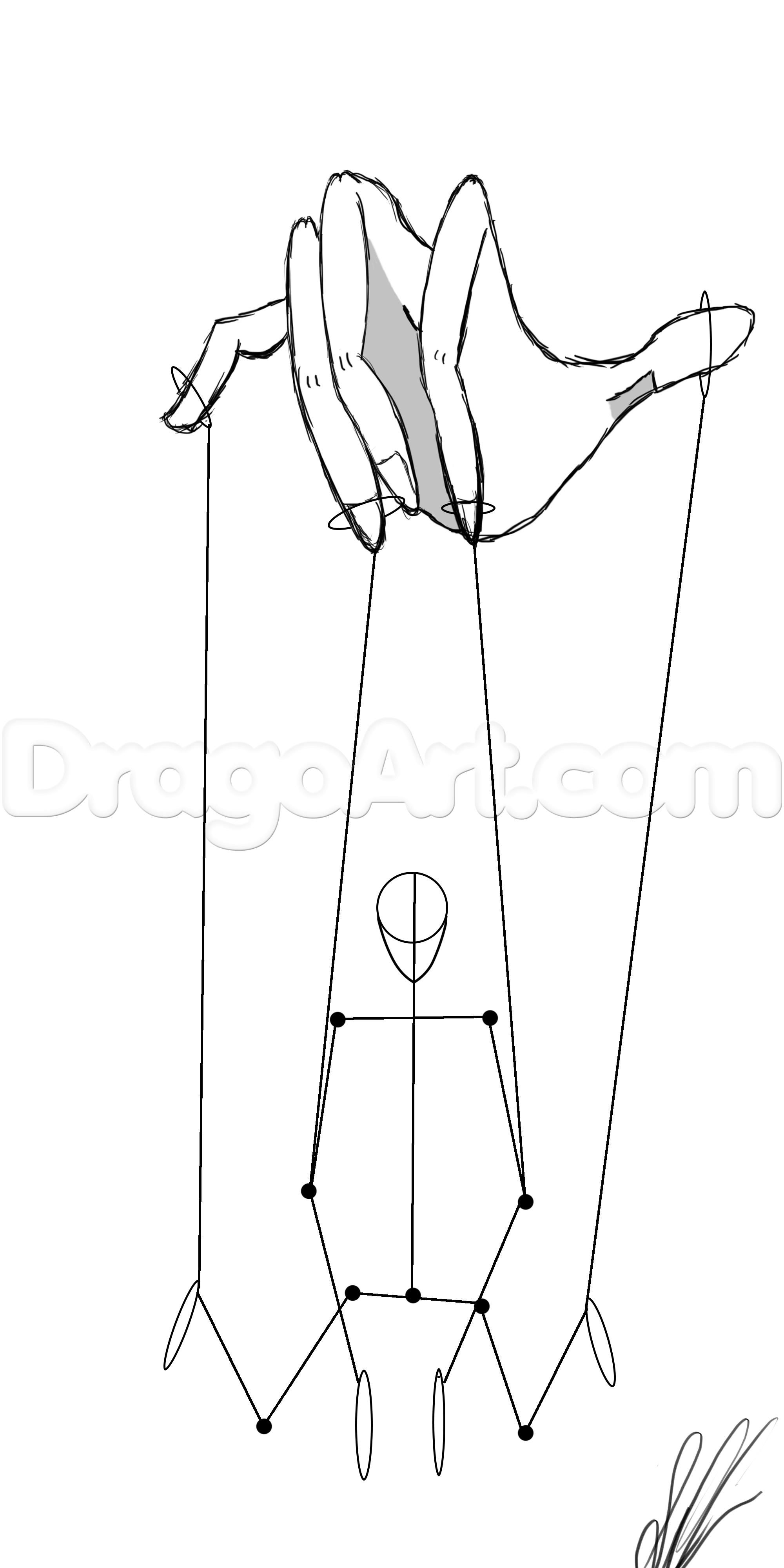 how to make a string puppet move