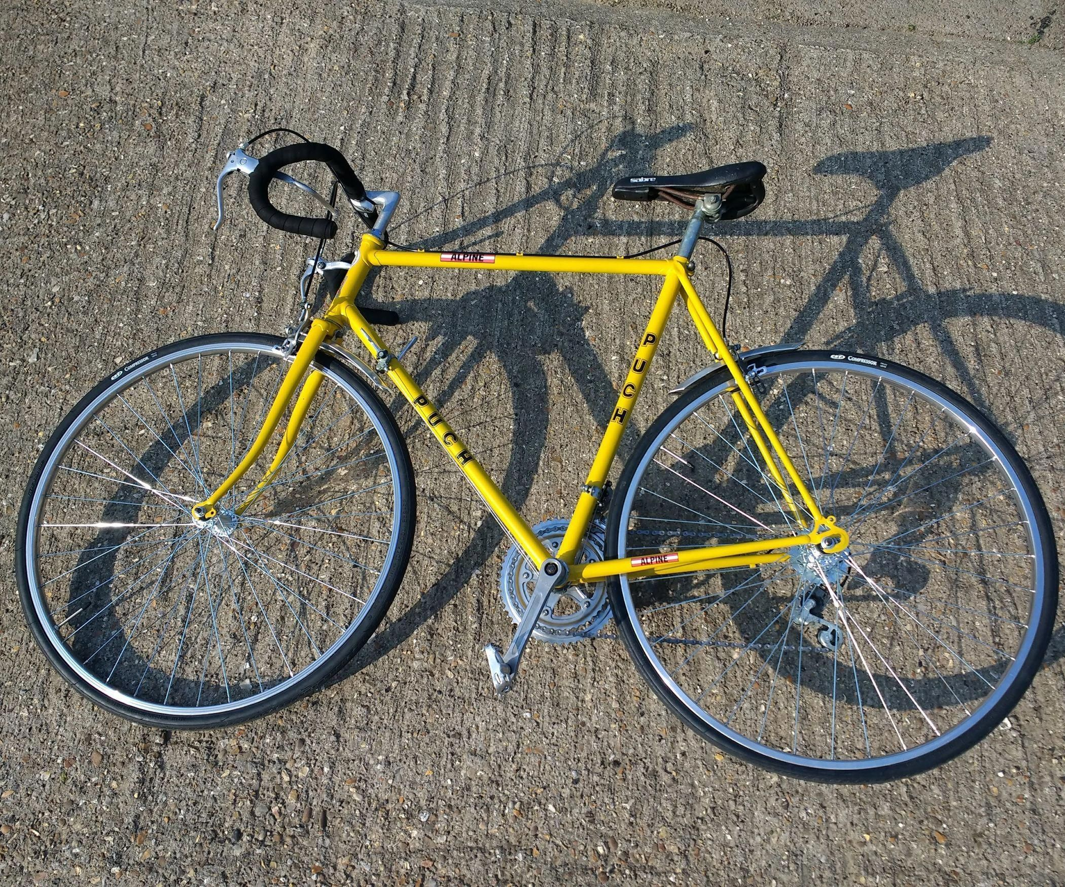 Restore An Old Bicycle Old Bicycle Bicycle Bicycle Maintenance