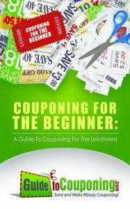 Couponing for the Beginner   You can read this Kindle book in virtually any format by using FREE Amazon reading apps #books