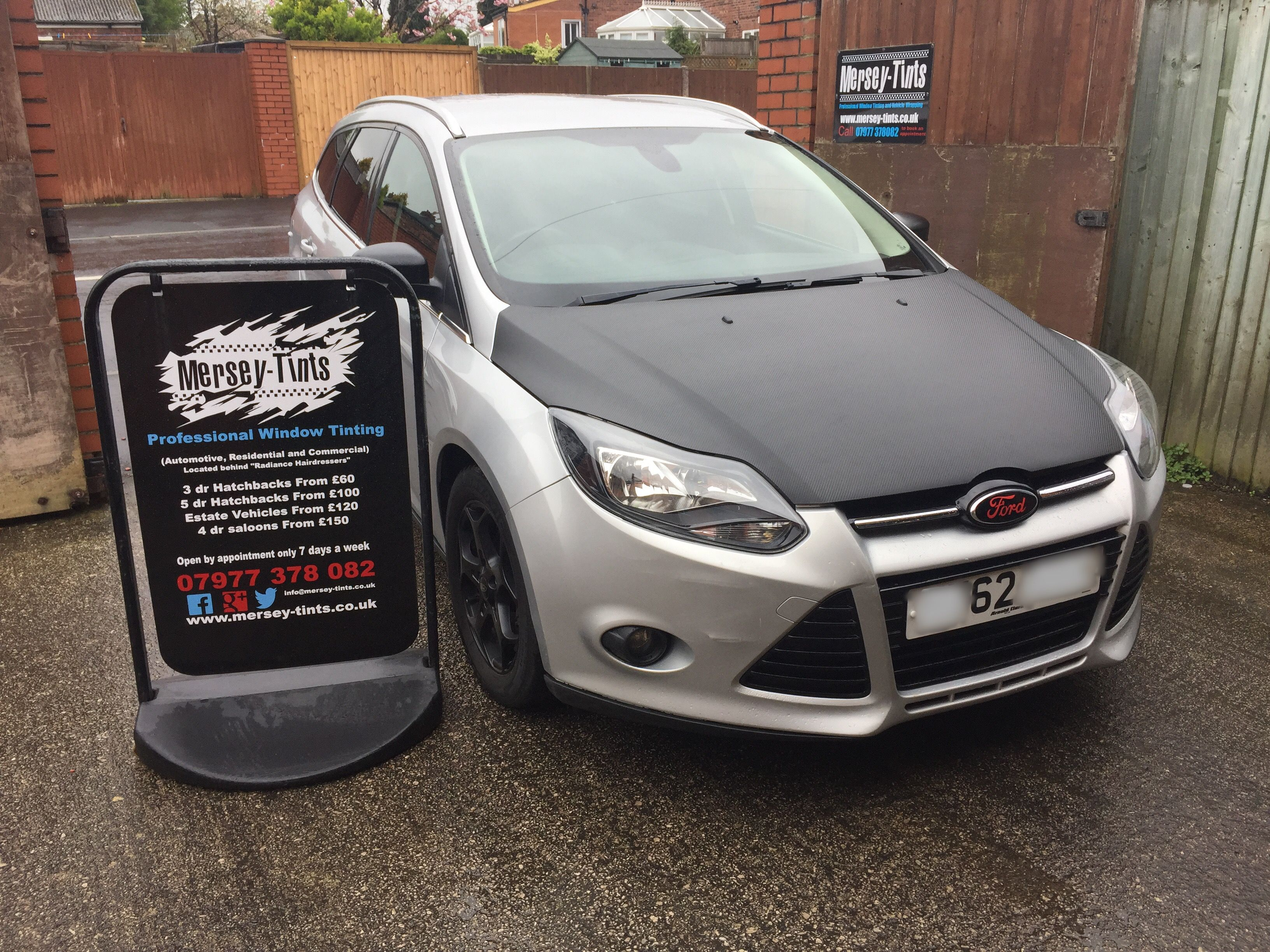 2012 Ford Focus Estate Previously In For Window Tints Custom Ford
