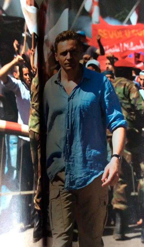 Tom Hiddleston in The Night Manager, photos in the Feb issue of Empire. Source: https://twitter.com/flathooves/status/681843059127115776